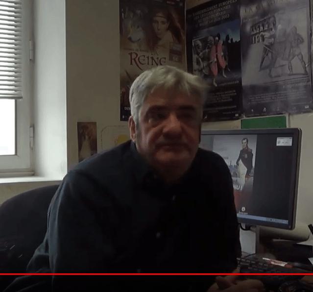 Roman historique Napoléon est revenu ! sur la chaîne YouTube
