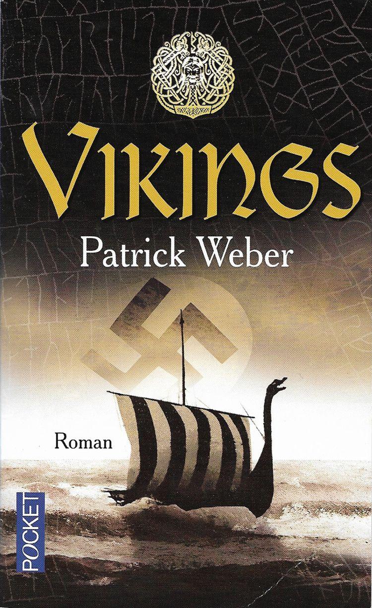Couverture Vikings Patrick Weber