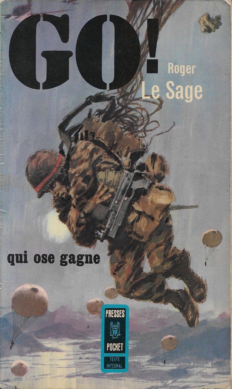 Couverture GO ! Roger Le Sage