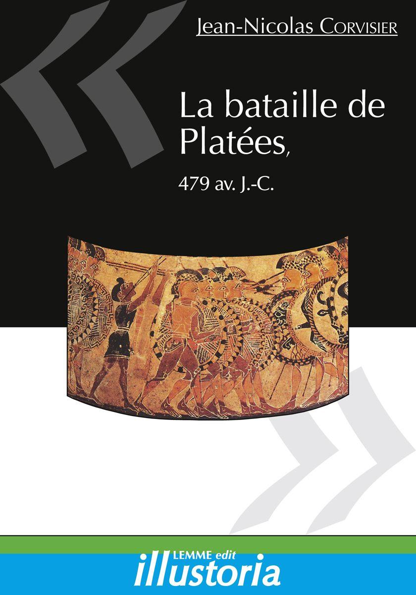 Couverture La bataille de Platées Jean-Nicolas Corvisier
