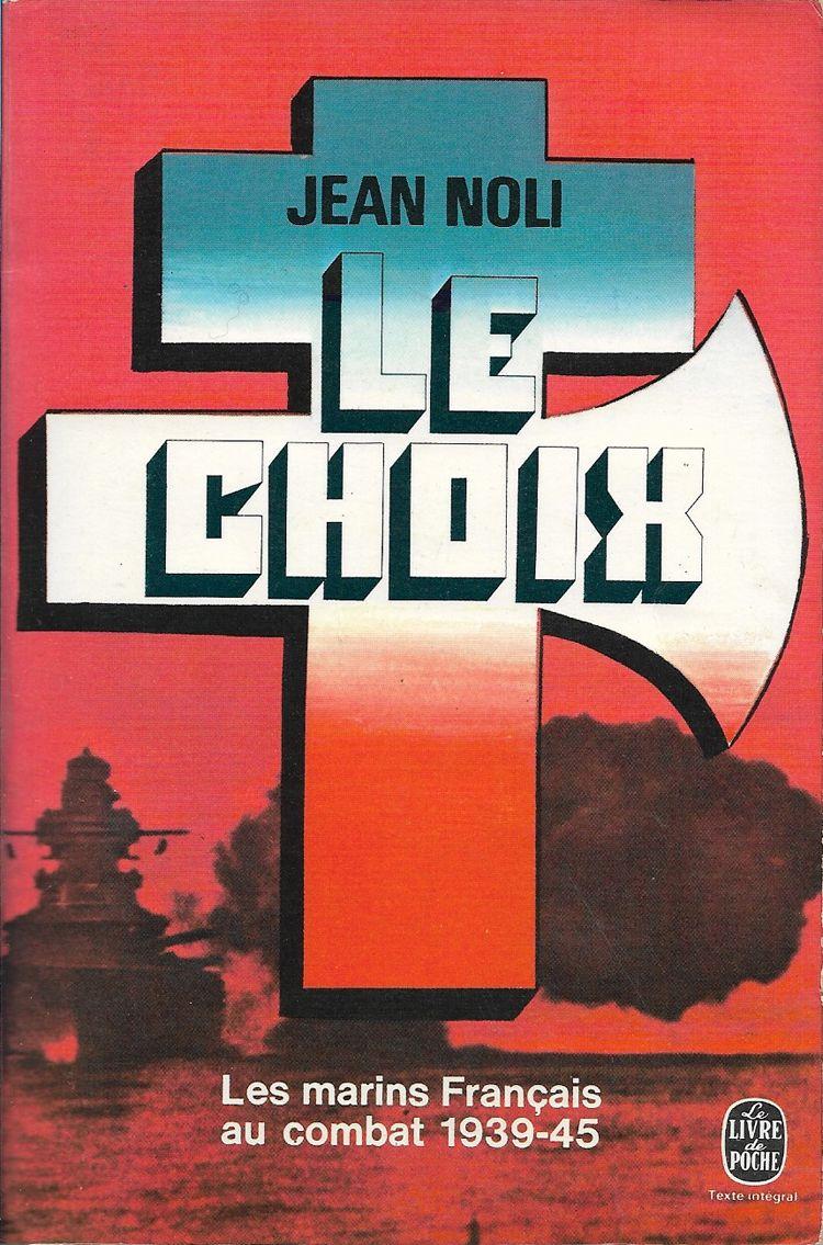 Couverture Le Choix Jean Noli