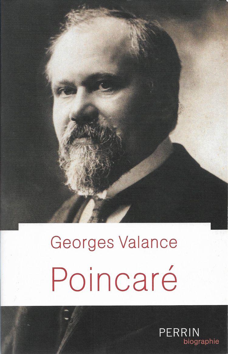 Couverture Poincaré Georges Valance