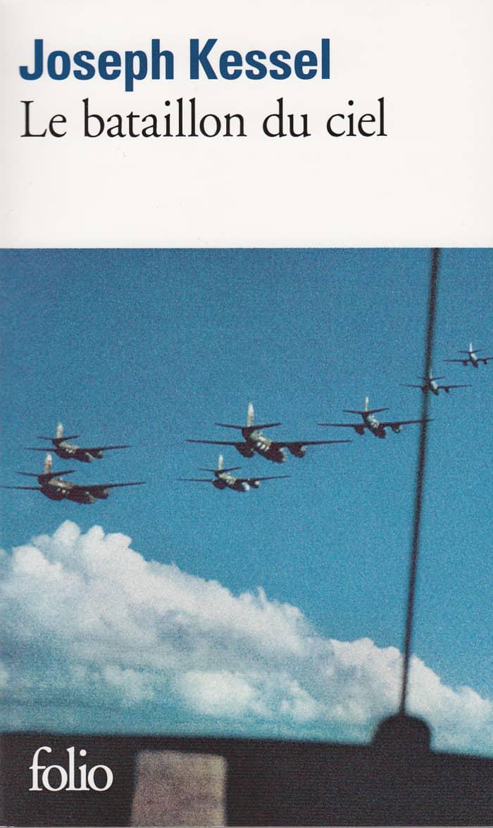 Couverture Le bataillon du ciel Joseph Kessel
